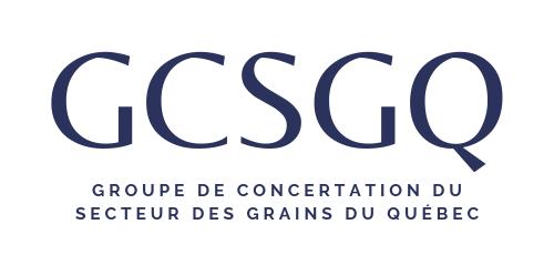Logo groupe de concertation du secteur des grains du Québec